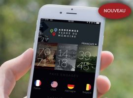 Application mobile Ardennes Terre de Mémoire