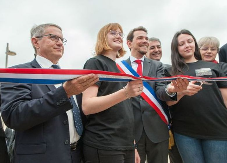 Inauguration du Campus Sup Ardenne